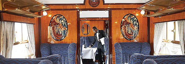 Belmond British Pullman Train Trips