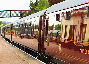 The Belmond Royal Scotsman - The Classic Journey