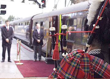 The Belmond Royal Scotsman - The Western Journey