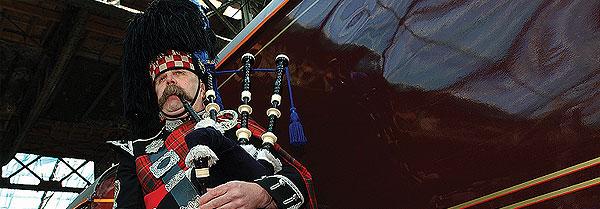 Belmond Royal Scotsman Train Trips