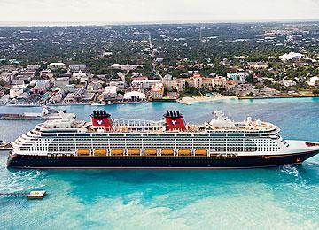 Disney Cruise Liners