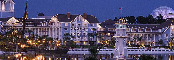 Deluxe Resort Hotels