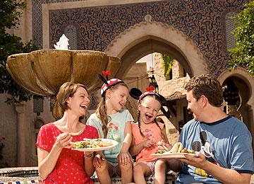 Dining Plans Disney World