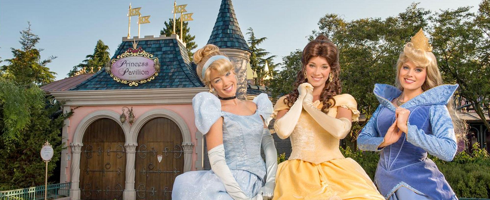 breakfast with disney® princessses