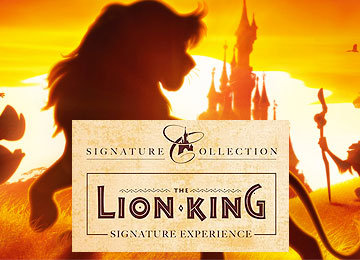 Lion King Signature Experience