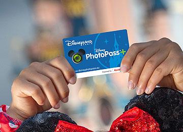 Disneyland® Paris Photo Pass
