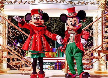 Disneyland® Paris Seasons