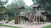 Outdoor Play Areas (under parental supervision)
