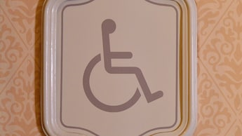 Room with Disabled Guest Access
