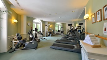 Fitness Centre at Disneyland Hotel