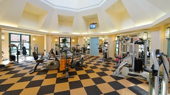 Fitness Centre at Disney�s Hotel New York