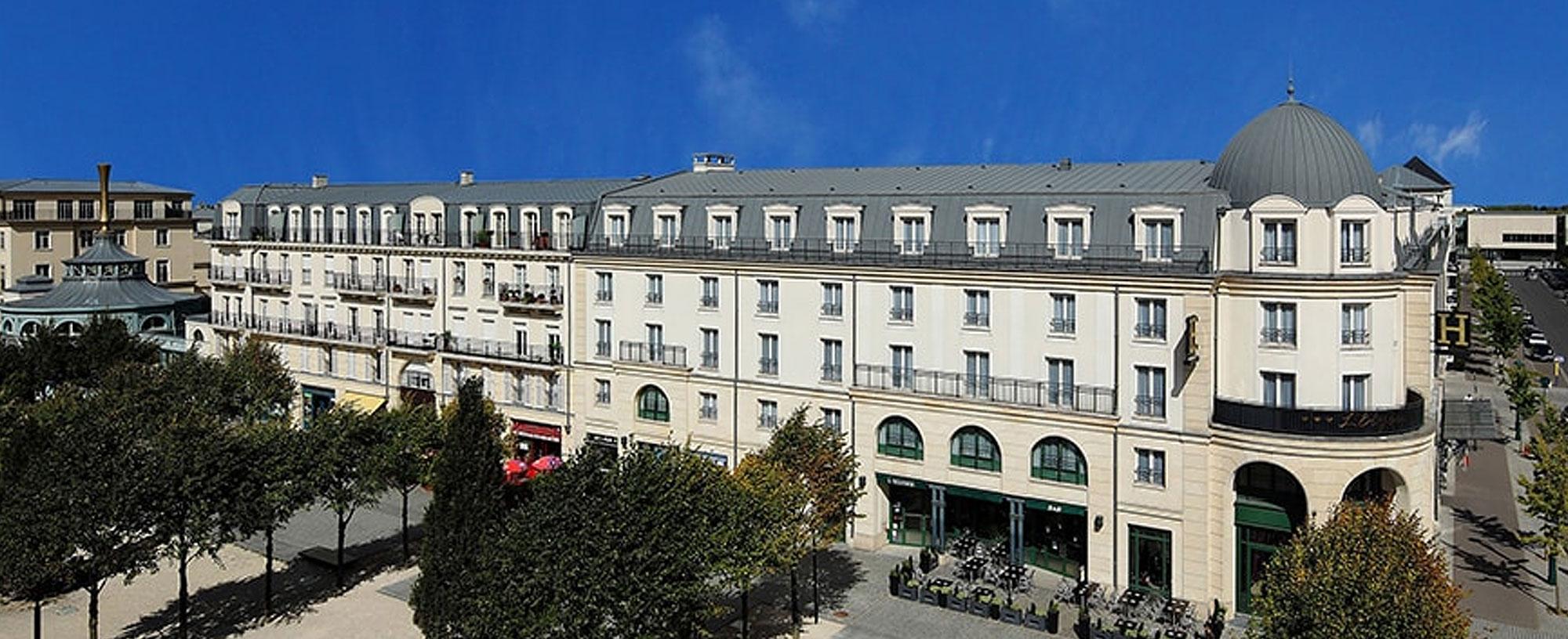 Hotel l Elysee Val d Europe