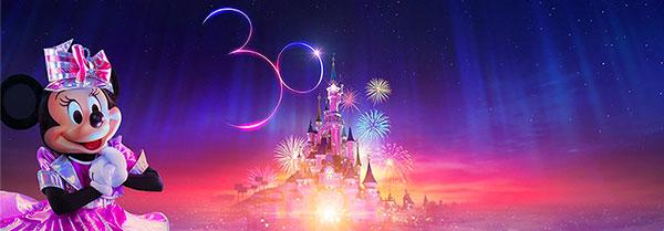 Disneys 30th Anniversary Celebrations