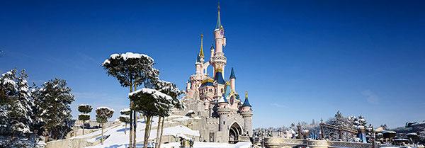 Disneyland Paris Trips by Coach