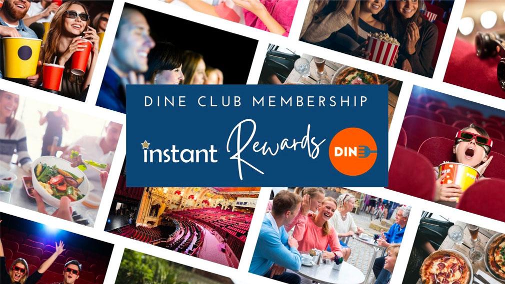 free dine club membership