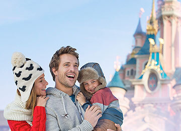 FREE DINE + SAVE UP TO 20% OFF + €100 Disney Spending Money*