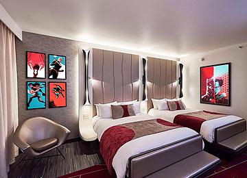 Disney's Hotel New York - The Art of Marvel Offer