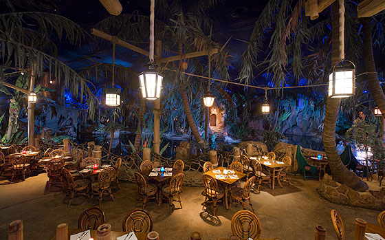 Captain Jack's - Restaurant des Pirates