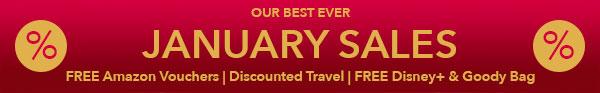 Port Aventura January Sales