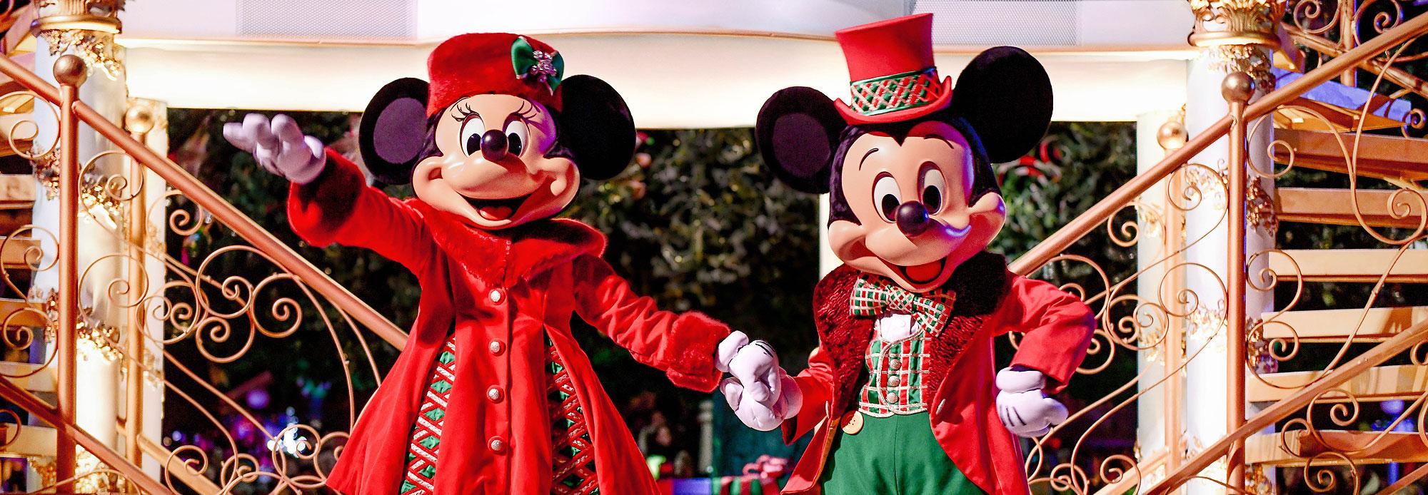 Disneyland Paris Seasons