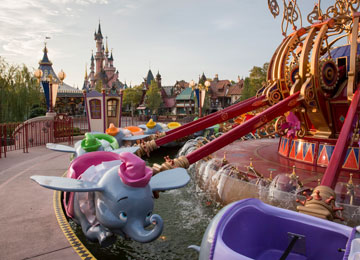 Flights to Disneyland® Paris