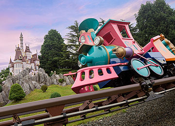 Travelling to Disneyland® Paris