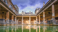 Historic Roman Baths