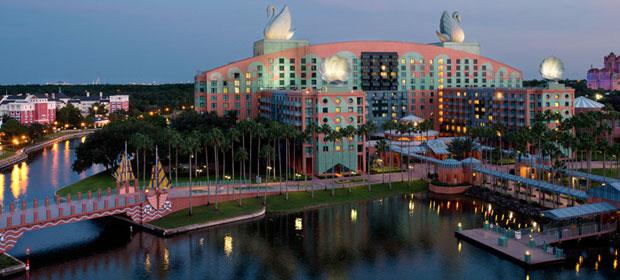 Walt Disney World Swan Resort | Disney World Florida Hotels