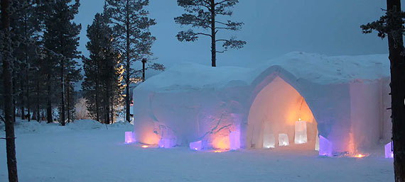 enchanting lapland