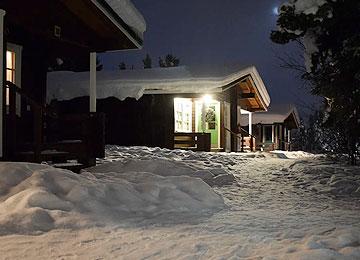 Davvi Arctic Lodge Cabins