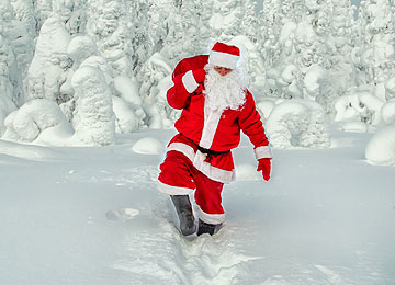 Santas Short Breaks - Levi
