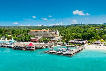 Sandals Grande Riviera, Jamaica