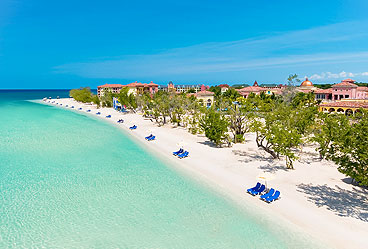 Sandals Whitehouse, Jamaica