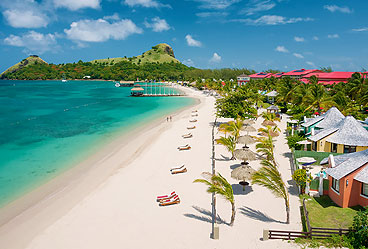 Sandals St Lucia