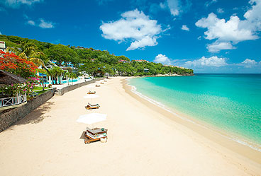 Sandals st lucia holidays